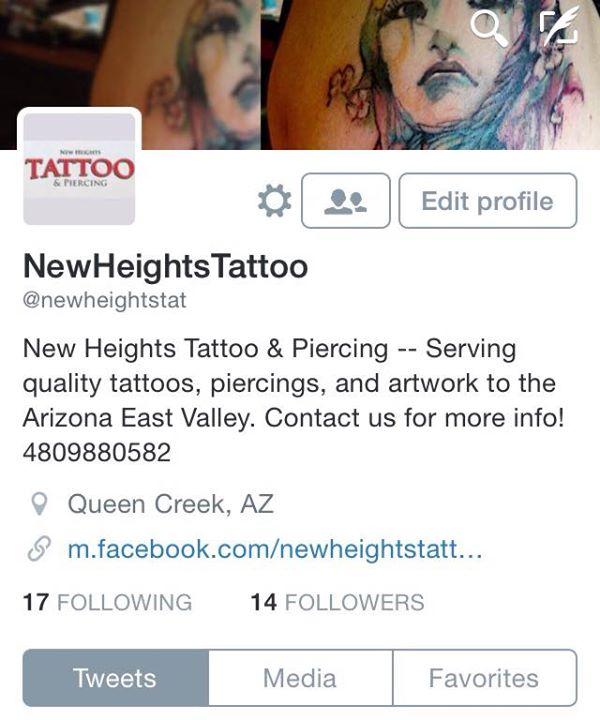 tattoo queen creek az